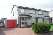 Orchy Crescent semi detached property to rent