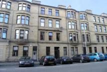 1 bed Flat to rent in Scotstoun Street...