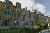 Hayburn Crescent Flat to rent