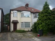 3 bedroom semi detached house to rent in Passmore Gardens...