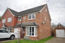 semi detached property to rent in Bakers Close Southwater...