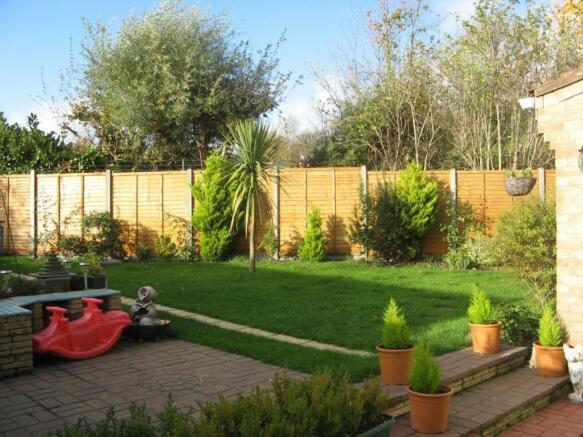 Daventry garden