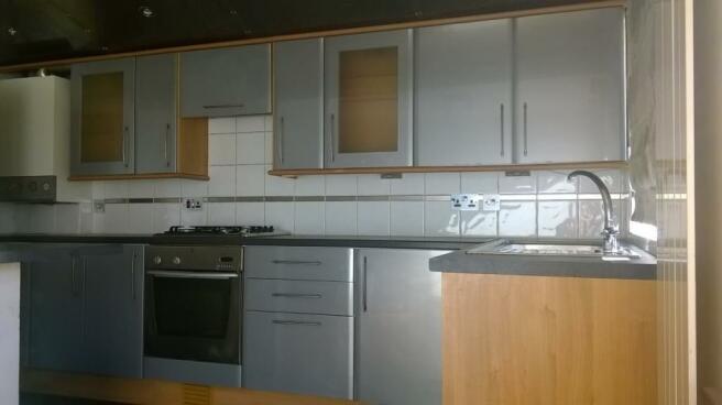 The Forum kitchen