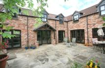 Barn Conversion for sale in East End, Beverley, HU17