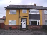 semi detached house for sale in Victoria Road, Shotton...