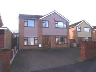 Detached home in York Road, Connahs Quay