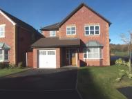 Detached house for sale in Conwy Close, Acrefair...