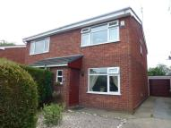 2 bedroom semi detached property for sale in Glan Aber Close...