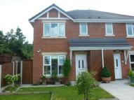 semi detached house in Talwrn Court, Coedpoeth...