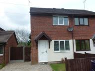 2 bed semi detached house in Smelt Road, Coedpoeth...