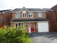 Detached house in Mill Bank, Brymbo...