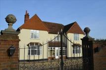 HINXWORTH Detached house for sale