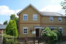 GUILDEN MORDEN semi detached house for sale