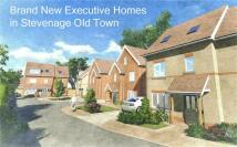 5 bedroom new property for sale in 4 Essex Close, Stevenage...