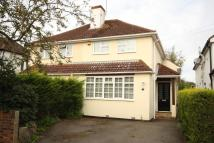 semi detached home to rent in Oakway, Woking