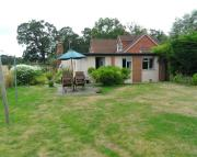 Detached Bungalow in Hordle