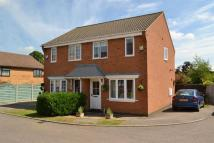semi detached property for sale in Symonds Road, Hitchin...