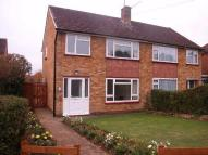 semi detached house in Aston Rise, Hitchin...