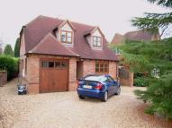 Detached house in Chequers Lane, Preston...