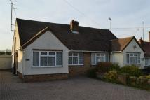 Semi-Detached Bungalow for sale in Grove Road, HITCHIN...