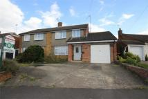 3 bedroom semi detached house for sale in Norman Road...