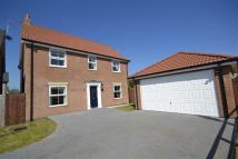 4 bed home in Tealby Close...