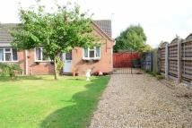 Semi-Detached Bungalow in Pennine Close, Immingham