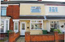 Terraced property for sale in Lambert Road, Grimsby