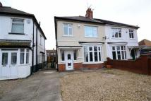 Roberts Street semi detached property for sale