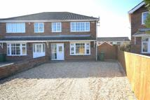3 bed semi detached house for sale in Sanctuary Way...