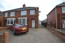 3 bedroom semi detached property for sale in Marklew Avenue, Grimsby