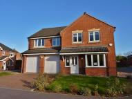 Detached home for sale in Plot 6, Borrowash, Derby