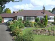 4 bedroom Detached Bungalow in Derby Road, Heanor