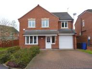 4 bed Detached house for sale in Dere Croft, Borrowash...