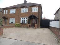 3 bedroom semi detached property in Stifford Clays