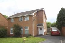 Detached home for sale in Mendip Close, Shepshed...