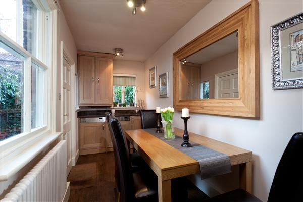 DINING ROOM / UTILITY