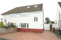semi detached house for sale in Plackett Way, Cippenham...