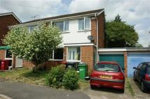 3 bedroom semi detached home for sale in Maybury Close, Burnham...