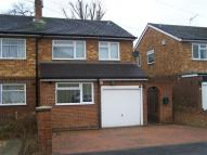 3 bedroom semi detached property in Greenfern Avenue...