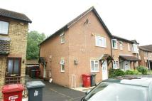 Terraced home in Jellicoe Close, Cippenham