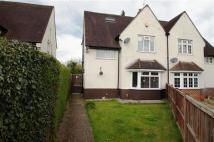 4 bed semi detached house in St. Georges Crescent...