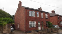 3 bed semi detached house in Black Road, Macclesfield...