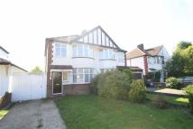 3 bedroom semi detached home in Southborough Lane...