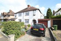 3 bed semi detached home in Crossway, Petts Wood...