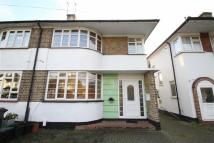 semi detached property to rent in Tudor Way, Petts Wood