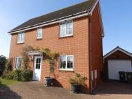 4 bed Detached house for sale in Curie Drive...