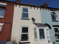 Terraced house in North Road, Gorleston...