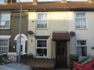 Terraced property in Lower Cliff Road...