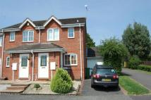 2 bed semi detached property in Holly Drive...